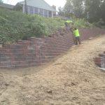Kalamazoo Retaining Wall Construction
